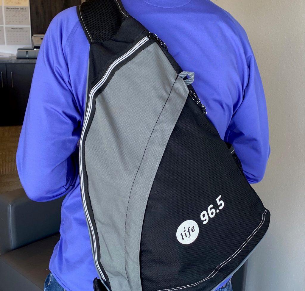 Life 96.5 Sling Bag